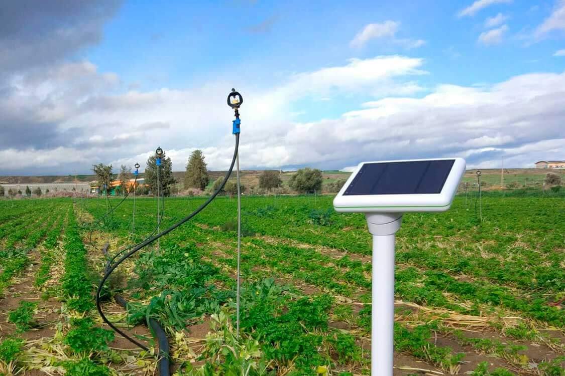 IOT در کشاورزی هوشمند