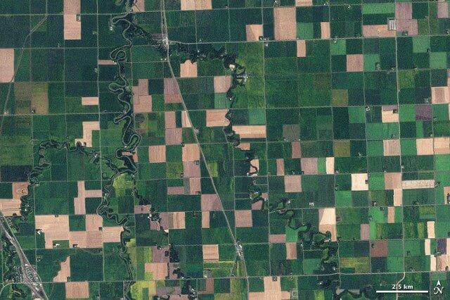 داده های ماهواره ای